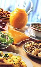 Les aliments protéinés sont nécessaires pour un régime équilibré
