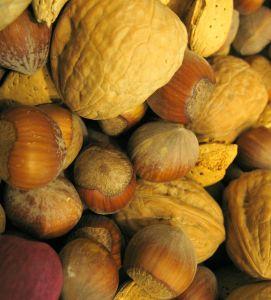 Les fruits secs apportent protéines pour les végétariens et les végans