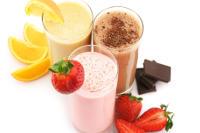 Milkshakes protéinés
